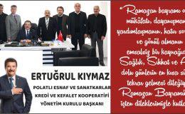 ESNAF KEFALET KOOPERATİFİ BAYRAM KUTLAMA İLANI
