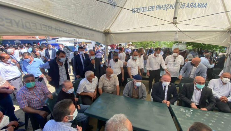 İYİ Parti İl Başkanı Öztürk'den taziye ziyareti