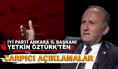 """ÖZTÜRK: """"DSİ BÖLGE MÜDÜRÜNE GÜÇ YETİREMİYORLAR"""""""