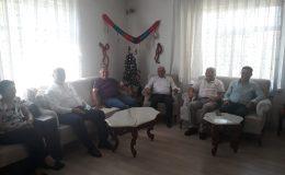 CHP Polatlı İlçe Örgütünden Nezaket Ziyaretleri