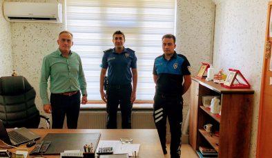 """POLİS'TEN """"GÜVENLİ PARKLAR"""" EĞİTİMİ"""