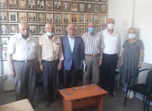 CHP HEYETİNDEN 100.'NCÜ YIL ZİYARETLERİ