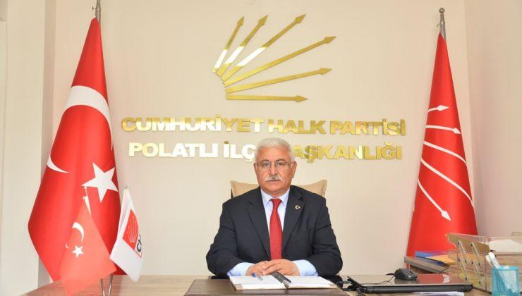 AVCI, İKTİDARIN TARIM POLİTİKASINI ELEŞTİRDİ